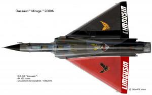 MIR 2000N  125-AK des
