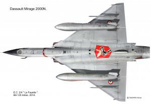 MIR 2000N 125-AR