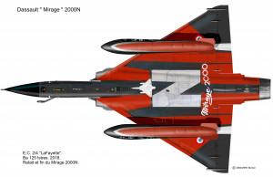 MIR 2000N 125 dessous