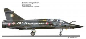 MIR 2000N D 75