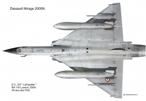 MIR 2000N 4-BN des