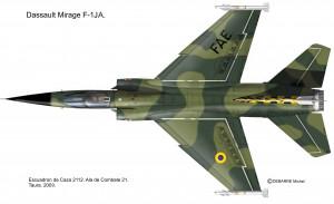 F-1 equateur Dessus