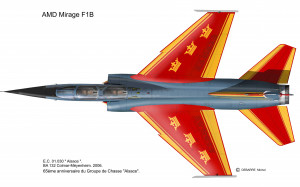 F-1B 30-SR  Dessus