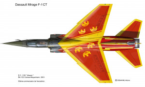 F-1CT Alsace DESSUS