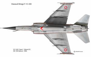 F-1 C-200 LD dessous