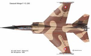 F-1 C200 LD Dessus