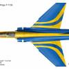 Mirage F-1CG N° 115